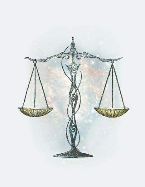 「天秤的矛盾」